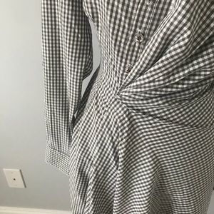 Project Runway Dresses - Project Runway Challenge Winner Gingham Dress